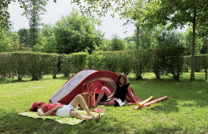 Camping LE HAMEAU DU PETIT LAY 10 - Mouchamps