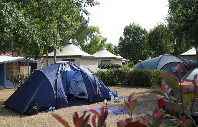 Camping L'OREE DE L'OCEAN 19 - Landevieille