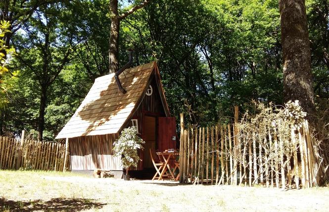 Camping LAC DE LA TRICHERIE 3 - Mesnard-la-Barotière