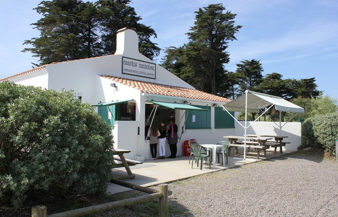 Camping Municipal DE L'ILE D'YEU 11 - L' Île-d'Yeu