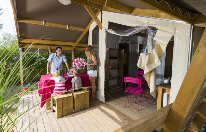 Camping Paradis LA GRAND' METAIRIE 19 - Saint-Hilaire-la-Forêt