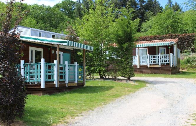 Camping AU BOIS DU CE 14 - Chambretaud