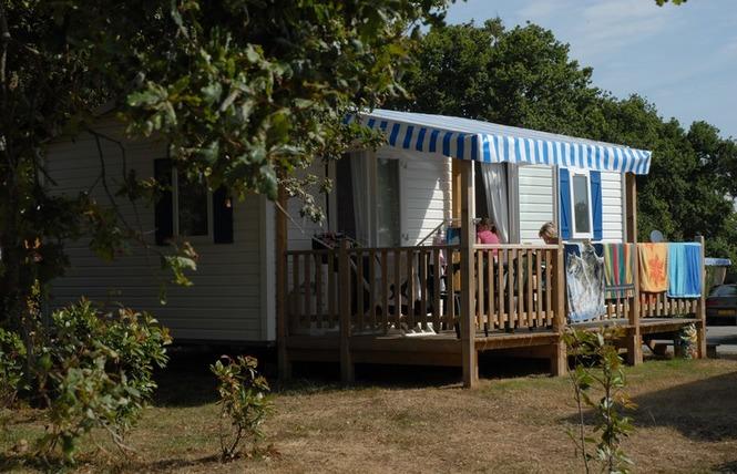 Camping L'OREE DE L'OCEAN 16 - Landevieille
