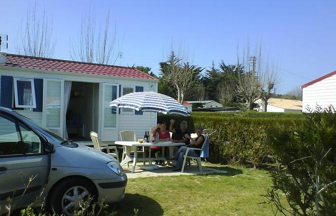 Camping LES CHAUMES 9 - Saint-Jean-de-Monts