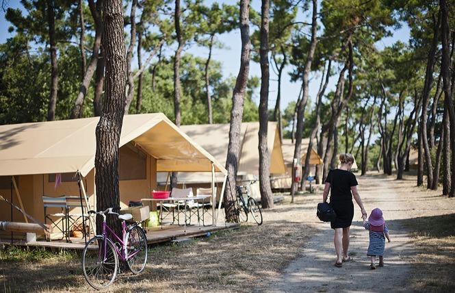 Camping HUTTOPIA NOIRMOUTIER 11 - Noirmoutier-en-l'Île