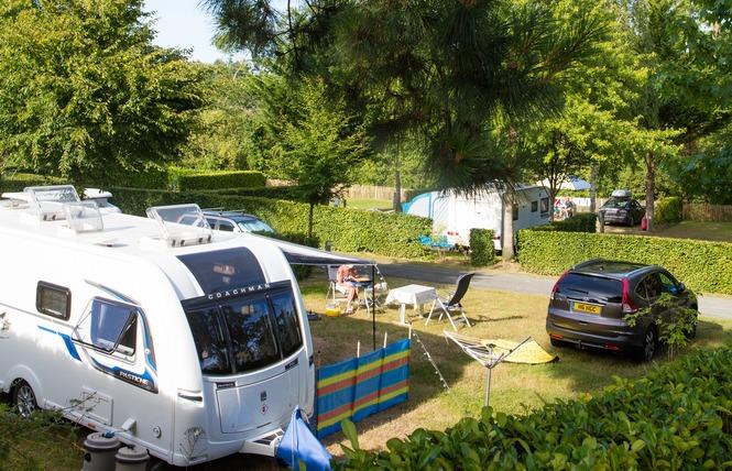 Camping Castel  LA GARANGEOIRE 8 - Saint-Julien-des-Landes
