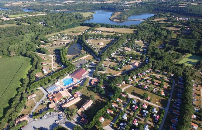 Camping VILLAGE DE LA GUYONNIERE 9 - Saint-Julien-des-Landes