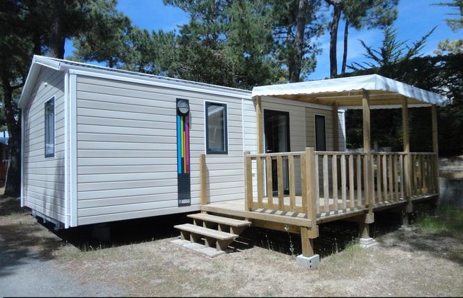 Camping LE CLOS DES PINS 11 - Saint-Hilaire-de-Riez