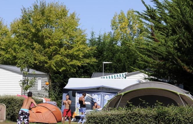 Camping DOMAINE DE L'OREE 15 - Olonne-sur-Mer