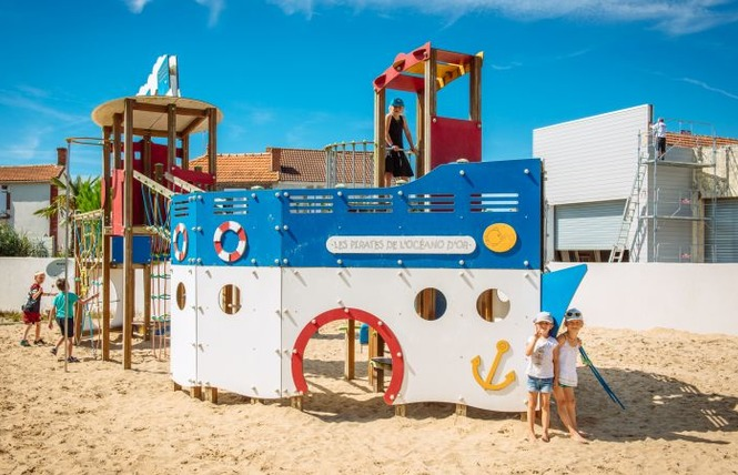Camping Chadotel L'OCEANO D'OR 4 - Jard-sur-Mer