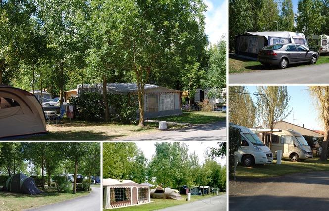 Camping LES MIZOTTES 3 - Saint-Michel-en-l'Herm