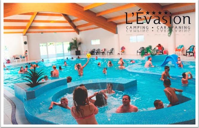 Camping L'EVASION 10 - Landevieille