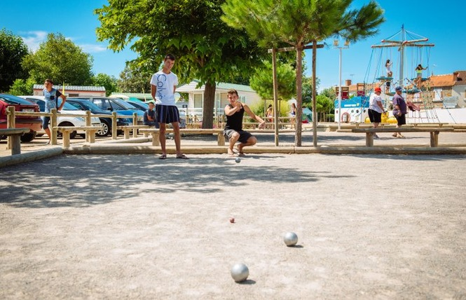 Camping Chadotel L'OCEANO D'OR 7 - Jard-sur-Mer