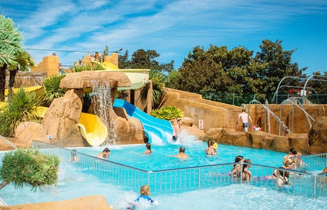 Camping Chadotel L'OCEANO D'OR 2 - Jard-sur-Mer