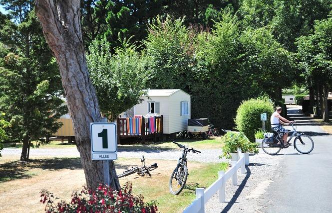 Camping CABESTAN *** 3 - Bretignolles-sur-Mer
