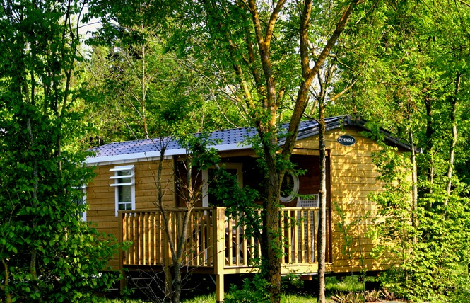 Camping L'ILE CARIOT 1 - Chaillé-les-Marais