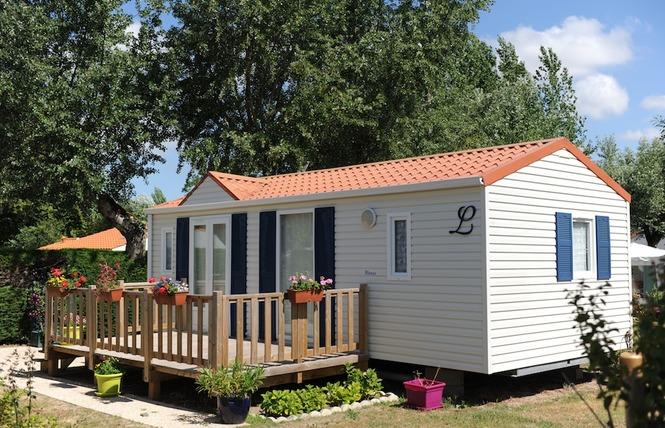 Camping LA DAVIERE PLAGE 4 - Saint-Jean-de-Monts