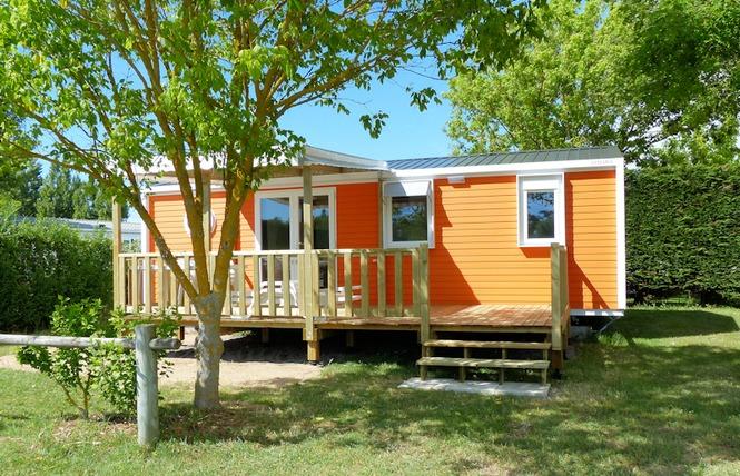 Camping LES AMIAUX 4 - Saint-Jean-de-Monts