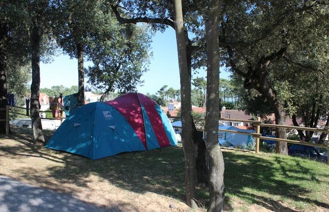 Camping LE BOSQUET 8 - Jard-sur-Mer