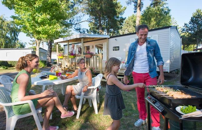 Camping LE BOIS MASSON 3 - Saint-Jean-de-Monts