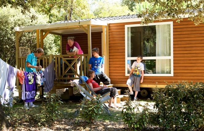 Camping LE PETIT ROCHER 20 - Longeville-sur-Mer