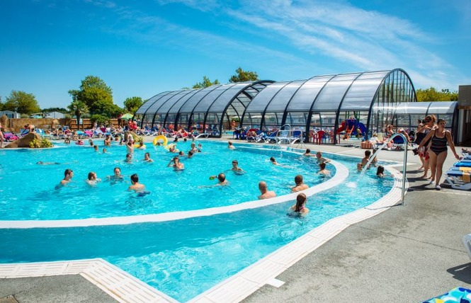 Camping Chadotel L'OCEANO D'OR 3 - Jard-sur-Mer
