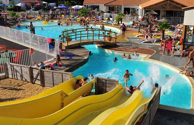 Camping LOYADA 2 - Talmont-Saint-Hilaire