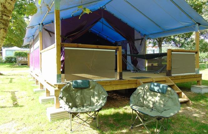 Flower Camping BEAUCHENE 8 - Avrillé