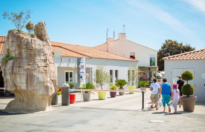 Camping Chadotel L'OCEANO D'OR 5 - Jard-sur-Mer