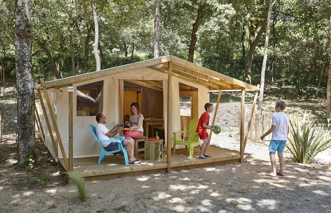 Camping LE PETIT ROCHER 23 - Longeville-sur-Mer