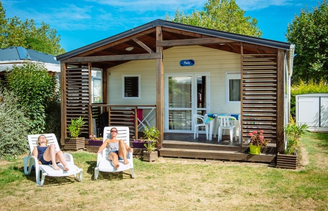 Camping Chadotel L'OCEANO D'OR 6 - Jard-sur-Mer