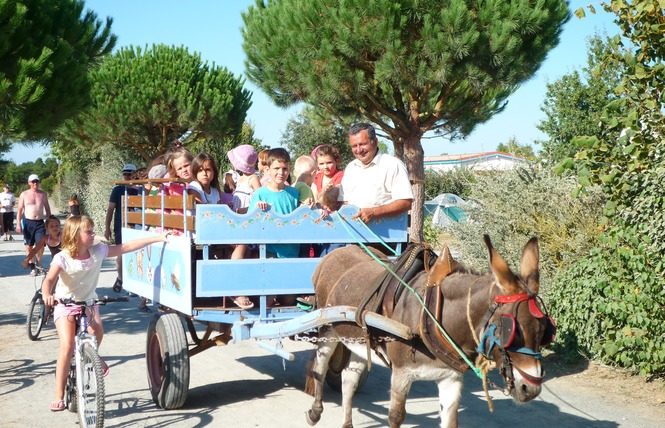 Camping LE RAGIS 4 - Challans