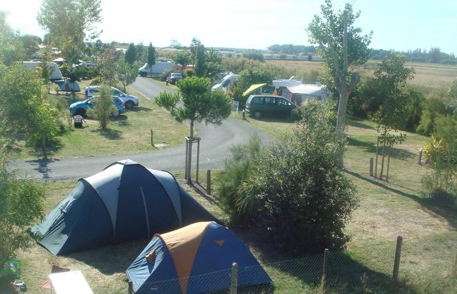 Camping GRAND R 3 - La Faute-sur-Mer