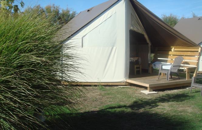 Camping GRAND R 8 - La Faute-sur-Mer