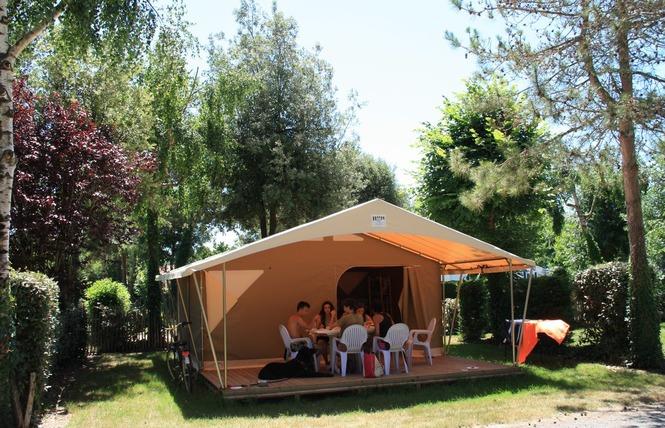 Camping LE BOTH D'OROUET 5 - Saint-Jean-de-Monts