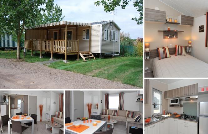 Camping LES MIZOTTES 9 - Saint-Michel-en-l'Herm