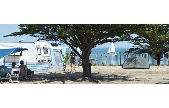 Camping HUTTOPIA NOIRMOUTIER 2 - Noirmoutier-en-l'Île