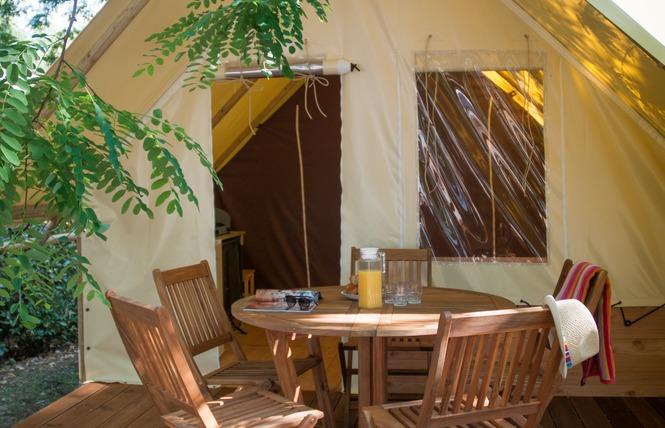 Camping LES CYPRES 13 - Saint-Gilles-Croix-de-Vie
