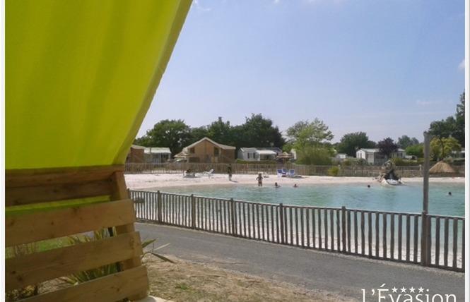 Camping L'EVASION 6 - Landevieille