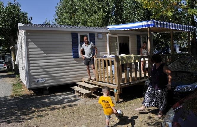 Camping DOMAINE OYAT 4 - Le Fenouiller