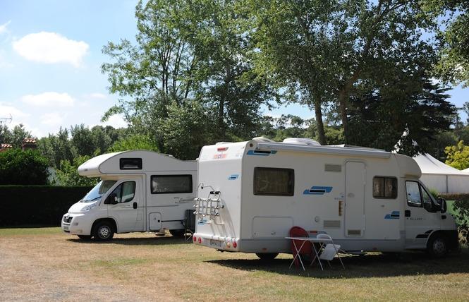 Camping LA DAVIERE PLAGE 6 - Saint-Jean-de-Monts