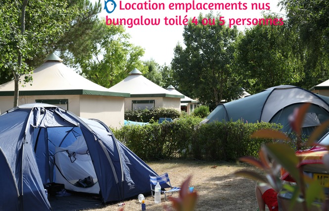Camping L'OREE DE L'OCEAN 9 - Landevieille