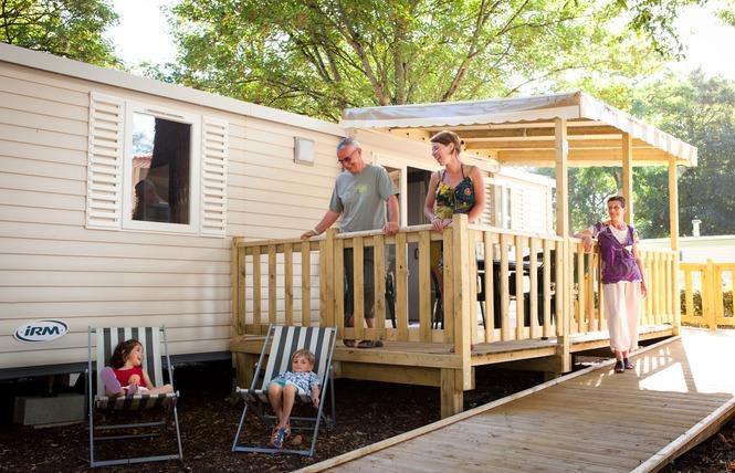Camping LE PETIT ROCHER 24 - Longeville-sur-Mer