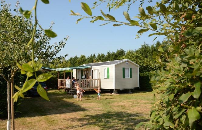 Camping VILLAGE DE LA GUYONNIERE 15 - Saint-Julien-des-Landes