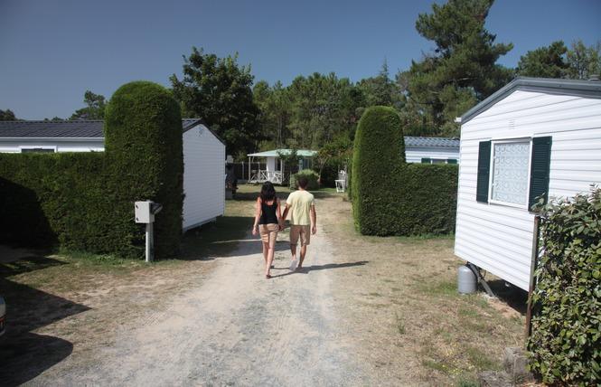 Camping LE LOGIS 2 - Saint-Jean-de-Monts