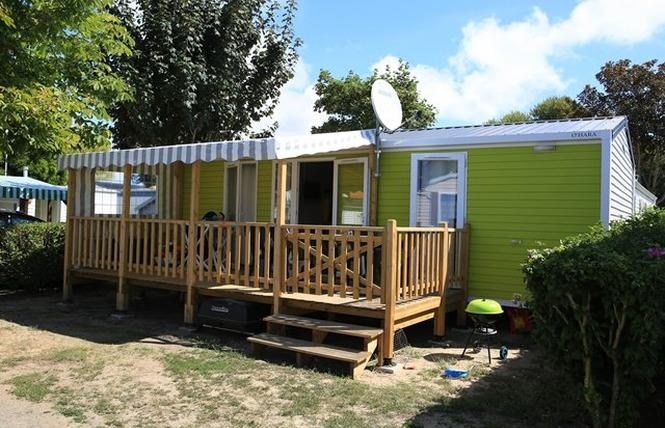 Camping LE CHATEAU 14 - Saint-Hilaire-de-Riez