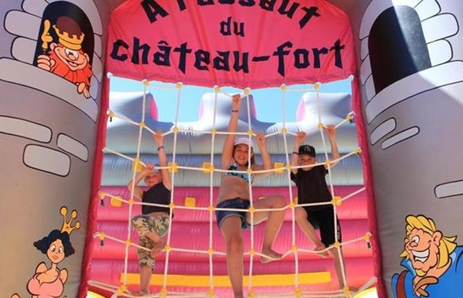 Camping LE CHATEAU 3 - Saint-Hilaire-de-Riez