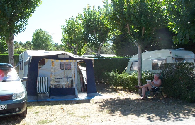 Camping LA BUZELIERE 2 - Saint-Jean-de-Monts