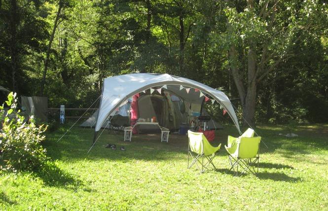 Camping LE COTTAGE FLEURI 6 - La Tranche-sur-Mer