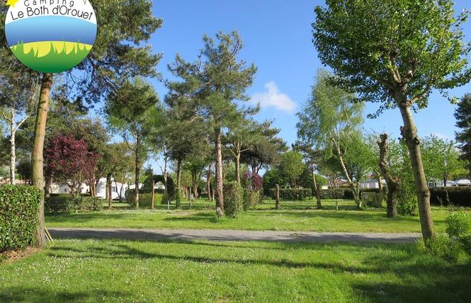 Camping LE BOTH D'OROUET 2 - Saint-Jean-de-Monts
